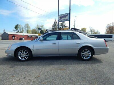 2010 Cadillac DTS Luxury Collection 2010 Cadillac DTS Luxury Collection Northstar V8 Bose Sunroof Chrome Onstar Wow!