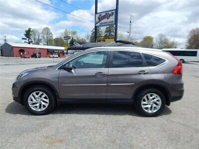2015 CR-V EX-L 2015 Honda CR-V EX-L AWD Automatic 4-Door SUV Sunroof One Owner Certified Nice!!