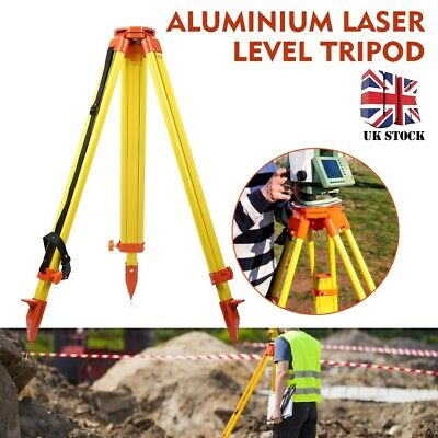 Tripod Construction Survey Stand For Leica Topcon Dumpy Aluminium Laser Level