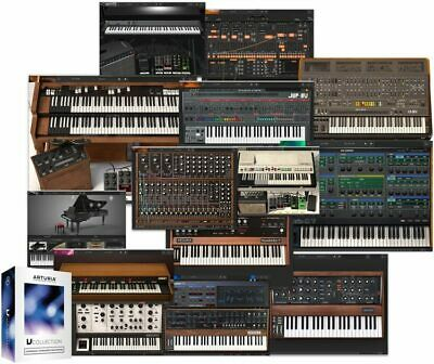 ✅🔥Arturia V Collection 5 Plugins Collection VST Instant Delivery for windows✅🔥