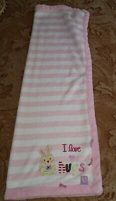 Beautiful Baby Girls Soft Blanket