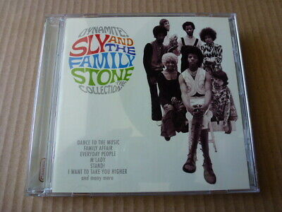 Sly & The Family Stone - The Collection - CD - 22 tracks - Soul Funk Classics