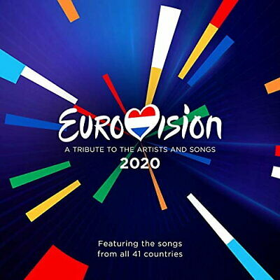 Various Artists - Eurovision Song Contest 2020 [New CD]