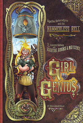 Girl Genius Book 11 Hardcover