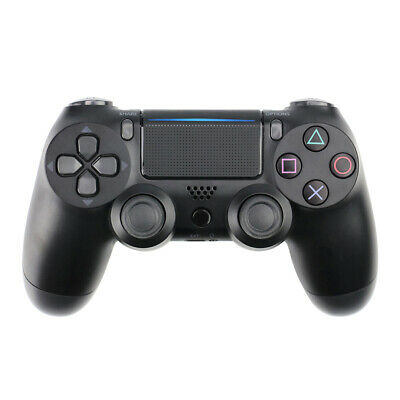 Wireless Controller - Unbranded - Compatible with PS4 PlayStation 4 - Black