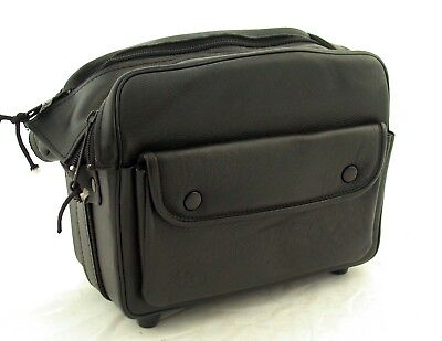 LEICA Universal Tasche case M leather black top /18