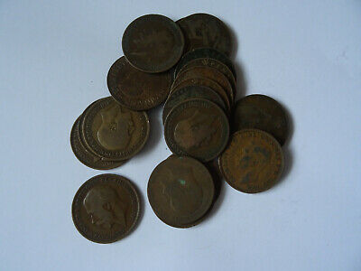 Coins LOT approx -20 coins one penny
