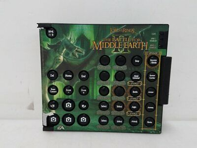 The Lord Of The Rings ZBoard Keyset Part Repair