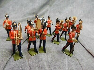 Britains 13 Pc Military Band
