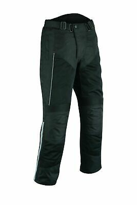 Warrior New SUMMER MESH Motorcycle 600D Cordura Mesh Textile 3M Reflective  Waterproof Breathable Textile CE Armour Biker Protection Trouser