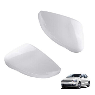 Volkswagen Amarok 10-18 Right Hand O//S Black Wing Mirror Cover Textured