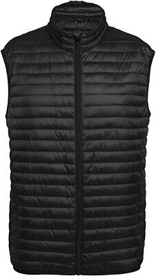 2786 Mens Domain Sleeveless Two Tone Gilet