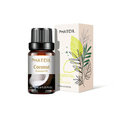 PHATOIL Coconut Fragrances Essential Oils Natural Pure Organic Aromatherapy Oil