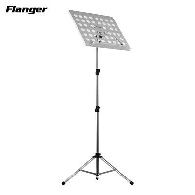Heavy Duty Foldable Orchestral Sheet Music Stand Holder Adjustable Tripod J2K3