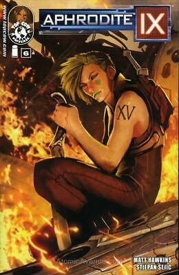 2004 APHRODITE IX Vol 1st Printing 1: Time Out of Mind TPB by Image