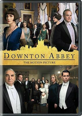 Downton Abbey the Movie DVD Hugh Bonneville Free Fast Shipping New & Sealed