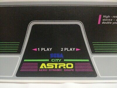 Custom 2L12B replacement panel and instruction space card for new astro city