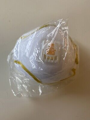 3M Respirator, Pack of 5, Brand New, Made In US AND sold In US Store (Open Box)