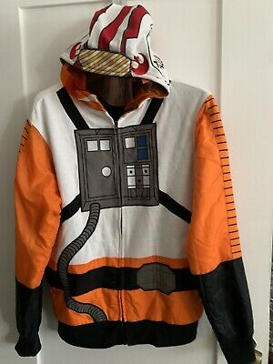 **STAR WARS*Luke SkyWalker JACKET-LUCAS FILM LTD-SIZE MensS EXCELLENT CONDITION