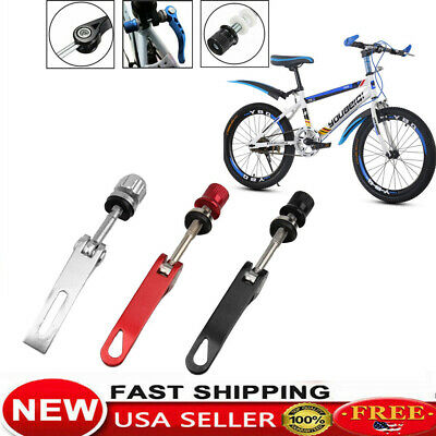 Alloy Cycling Bike Bicycle Quick Release Seat Post Bolt Binder WjHWf nyis12