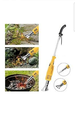 Weed Burner Electric Weed Killer Thermal Weeding Stick - 2000W 230V Up to 650°C