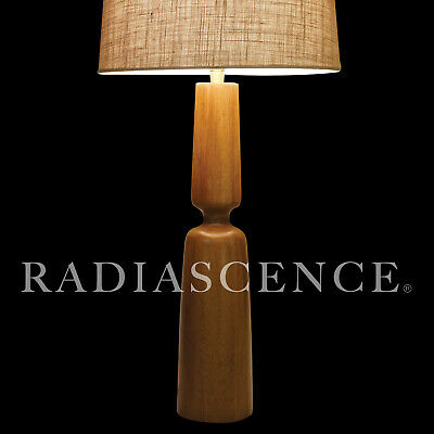 Zina Swan Neck Table Lamp in Brass with