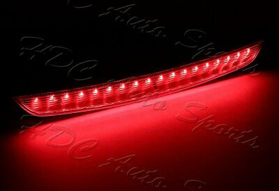 For Audi TT/TTS Quattro MK2 LED Red Lens High Level Center 3RD Brake Light Lamp