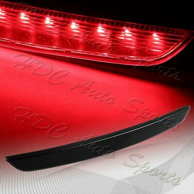 For 2007-2014 Audi TT MK2 LED Smoke Lens High Level Center 3RD Brake Stop Light