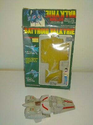 Used Macross Robotech TAKATOKU 1//55 Valkyrie VF-1J Miria No Box damage Japan