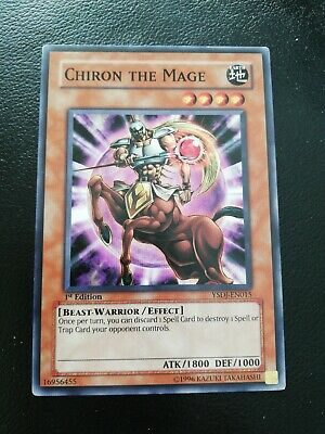 ETCO-EN048 Splash Mage1st Edition CommonYuGiOh Trading Card Game TCG Link