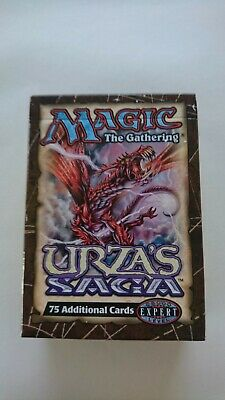 Magic The Gathering URZA'S SAGA box, MTG TCG CCG