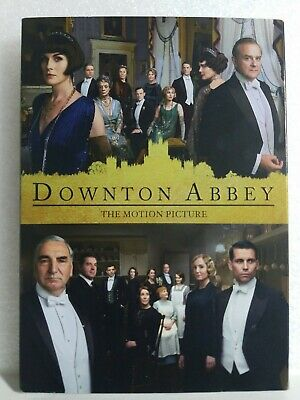 Downton Abbey: The Motion Picture (2019, DVD)-NEW, Sealed