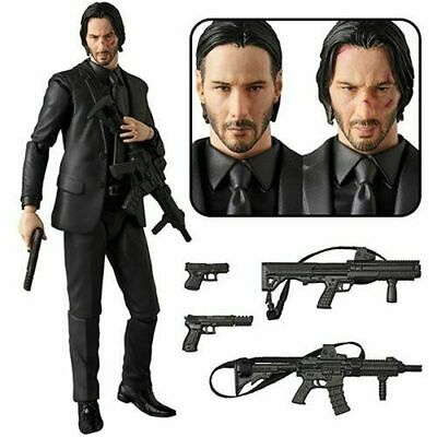 John Wick Action Figure Chapter Collection Mafex 16cm Medicom Pvc New in Box