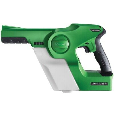 Victory CORDLESS ELECTROSTATIC HANDHELD SPRAYER  Chemical Disinfectant Cleaner