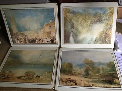 Lady Clare Placemats X 4