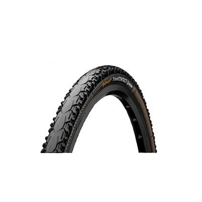 Continental CONTACT Travel bicycle tyre Duraskin 47-559 wired black