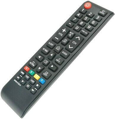 Replace Remote Control for Samsung 4K LED LCD Smart TV BN59-01301A BN5901301A