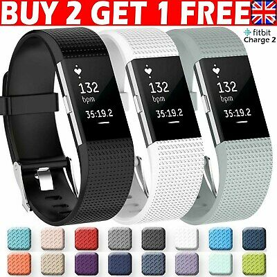 For Fitbit Charge 2 Best Replacement Accessory Wrist Straps Watch Band Wristband