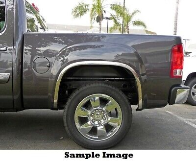 TFP 3112 Wheel Well Fender Trim Molding Ford Truck Stainless