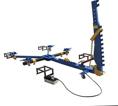 10 Ton Champ Grappler Frame Straightener With 4 Adjustable Auto Body Clamps 4071 3 065 00 Picclick