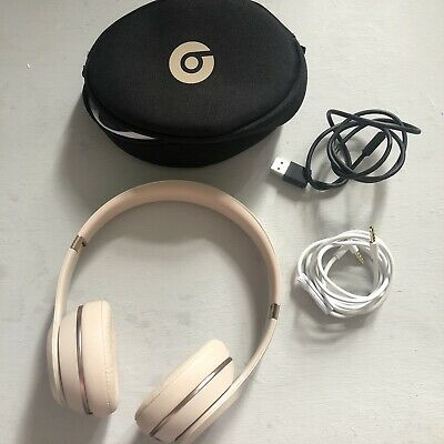 Beats Solo 3 Wireless Special Edition 220 00 Picclick Uk