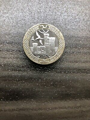 Isle of Man 🇮🇲 2020 Tower of Refuge Two Pound £2 coin UNC