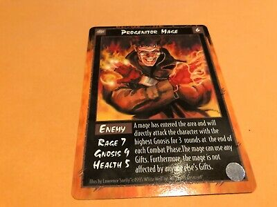 Progenitor Mage Rage Apocalypse CCG TCG Cards Unlimited