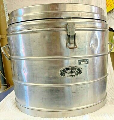 Vintage Super Chef Insulated Food & Beverage Container 5 Gallon Model 105 S 674
