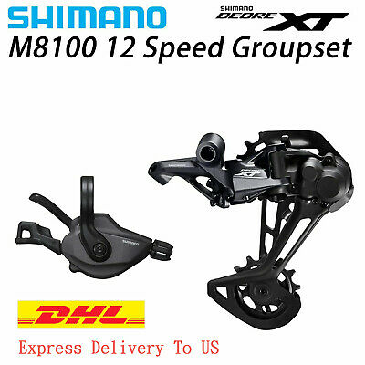 bicycle rear derailleur Microshift XCD 10 speed Shimano SLX XT  Compatible 210gr