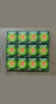 12 boxes of 7 Nicorette Step 1 25mg Invisi Patches only £99.87