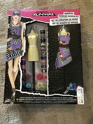 Project Runway Fashion Design Projector Set Pet Fashion Design Collection Kit 75 00 Picclick
