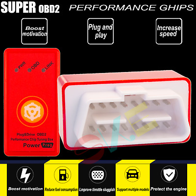Fits Mitsubishi 3000GT Boost Horsepower and Torque High-Performance Tuner Chip and Power Tuning Programmer