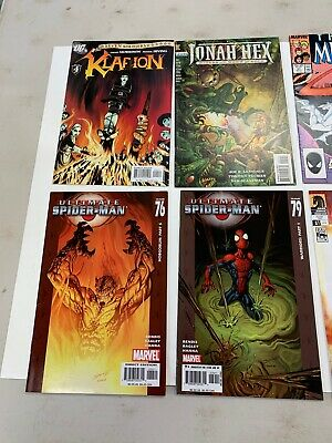 $1.00 Each Over 1550 Marvel Comic Books YOU PICK $4 Shipping Any Quantity