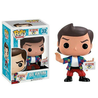 Funko POP ACE VENTURA Vinyl Doll Collection Decoration With Box